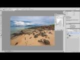 Обработка пейзажной фотографии
